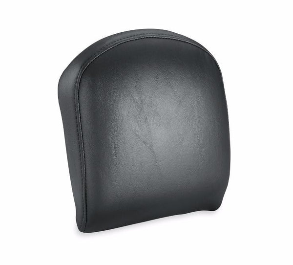Medium Low Backrest Pad Smooth Top Stitched