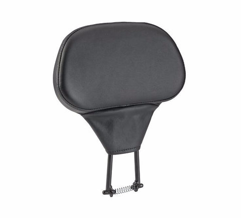 Smooth Style Leather Rider Backrest Kit