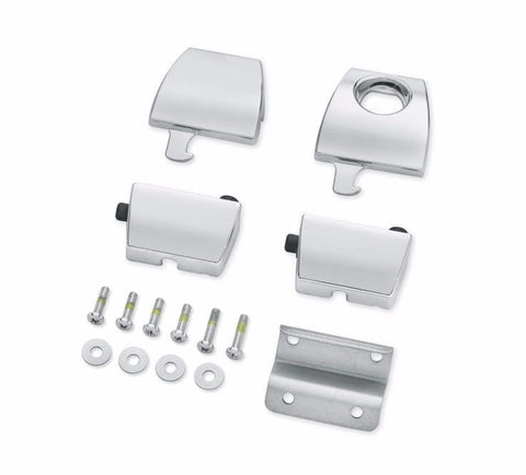 Premium Tour-Pak® Latches - Chrome