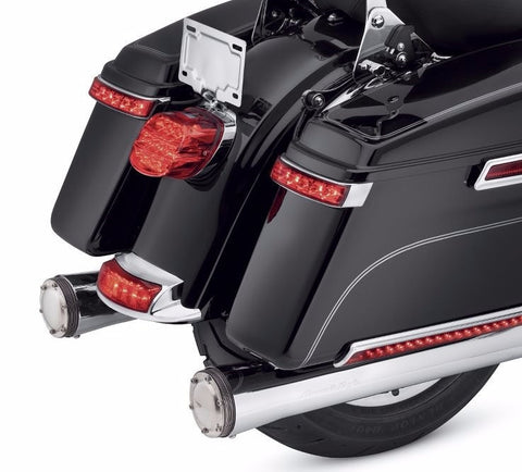Detachable Tour-Pak Conversion Kit For Electra Glide Models
