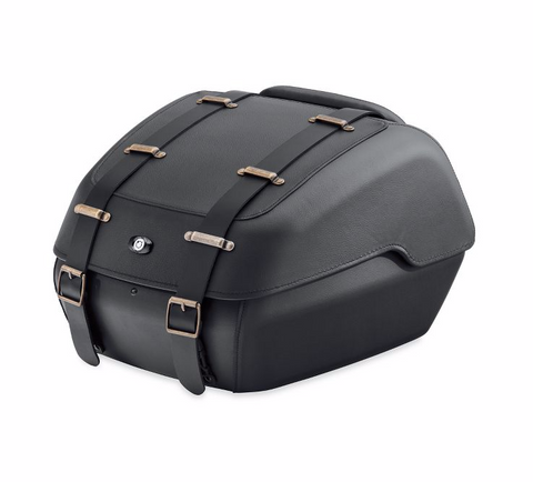 Leather Tour Pak Luggage - Classic Leather