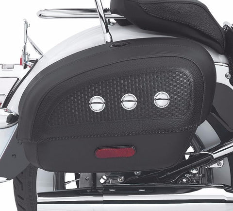 Locking Rigid Saddlebags for Softail® Deluxe Models