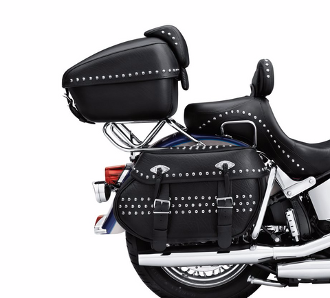 H-D Detachables Two-Up Tour-Pak Luggage Mounting Rack
