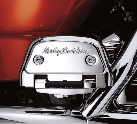 Chrome Passenger Footboard Brackets