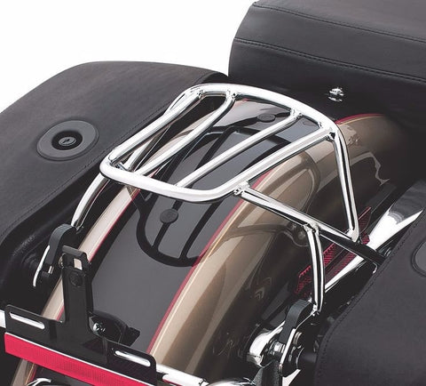 Sportster® Detachable Solo Rack '04 Later XL Chrome