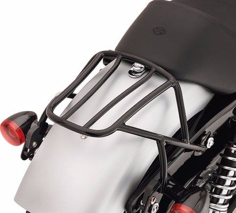 Sportster® Detachable Solo Rack '04 Later XL Gloss Black