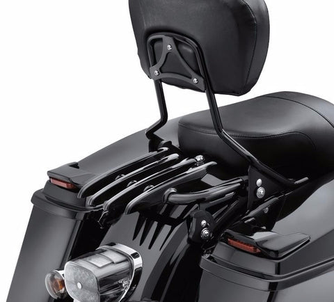Stealth Detachable Luggage Rack - Gloss Black
