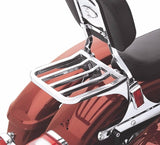 Sport Luggage Rack - Five Bar, Chrome