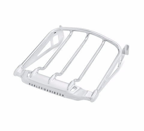 Air Wing Two-Up Luggage Rack - Chrome