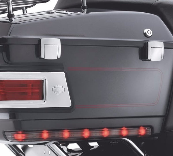Tour-Pak Side Marker Light Kit - Smoked