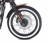 "Dunlop® Harley-Davidson® Tire Series - D401 100/90-19 Wide Whitewall - 19"" Front"