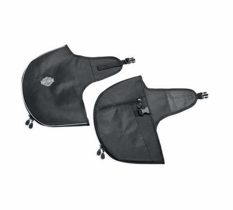 Road Glide Fairing Support Kit - Gloss Black