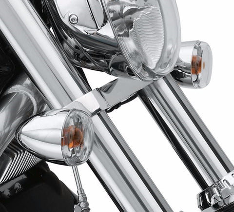 Turn Signal Relocation Kit V-Rod