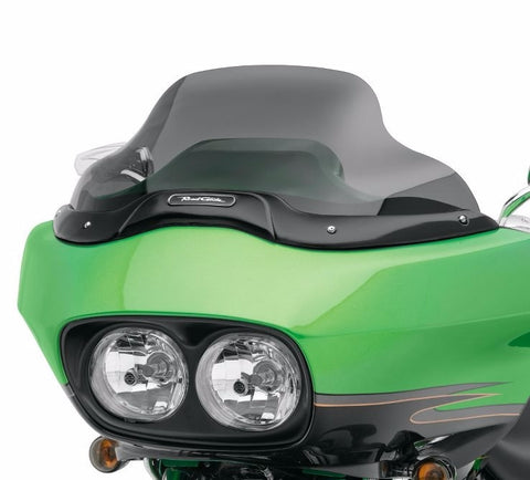 Road Glide® Windshield Trim - Gloss Black