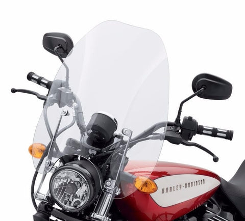 Quick Release Super Sport Windshield - Light Smoke