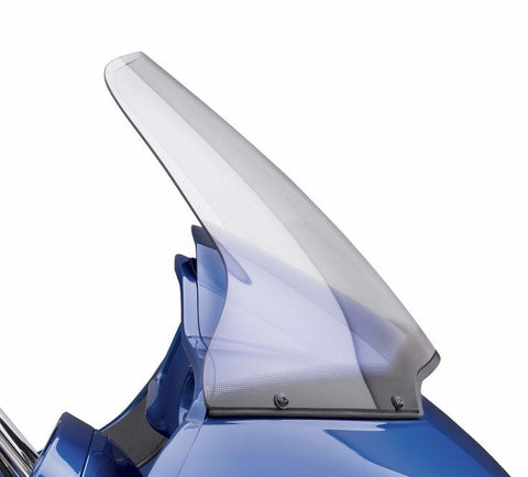 "Wind Splitter Windshield - Road Glide - 15"" Light Smoke"
