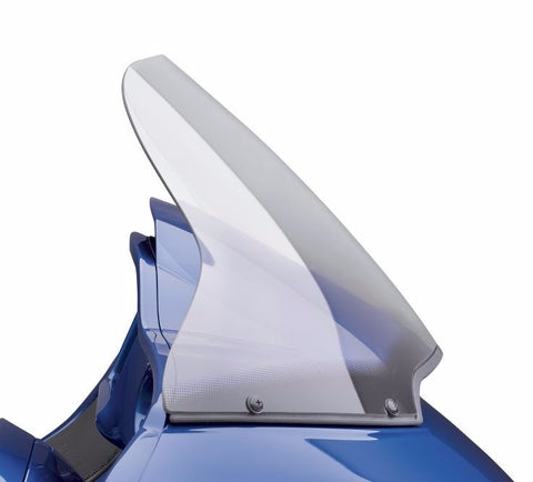 "Wind Splitter Windshield - Road Glide - 12"" Light Smoke"
