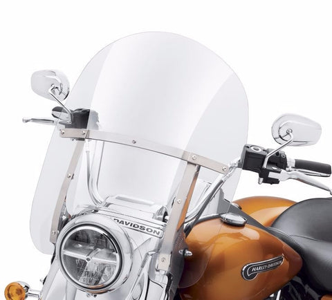 H-D Detachables Windshields - Freewheeler Models - Clear