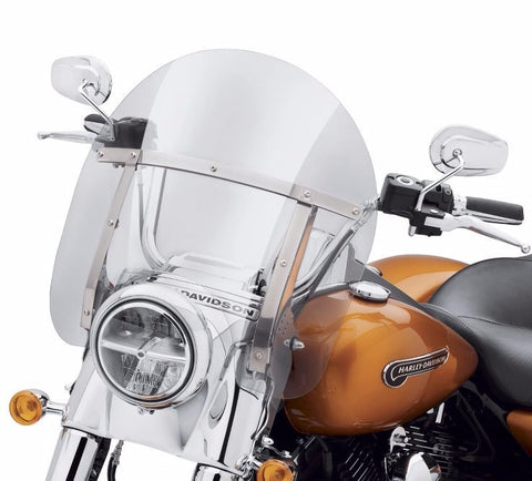 "H-D Detachables Windshields - Freewheeler Models - 16"" Light Smoke"