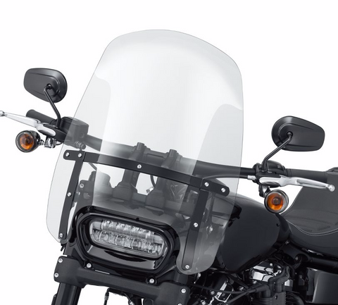 Wind Splitter H-D® Detachables™ Compact 19 in. Windshield