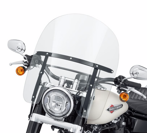 King-Size H-D® Detachables™ 18 in. Windshield