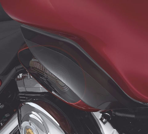 Dark Smoke Fairing Air Deflector