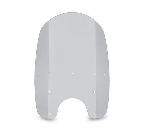 Standard-Height, Lightly Smoked Replacement Lexan Windshield