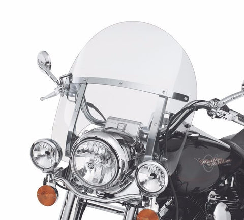 "Road King® 16"" Lightly Smoked King-Size Windshield"