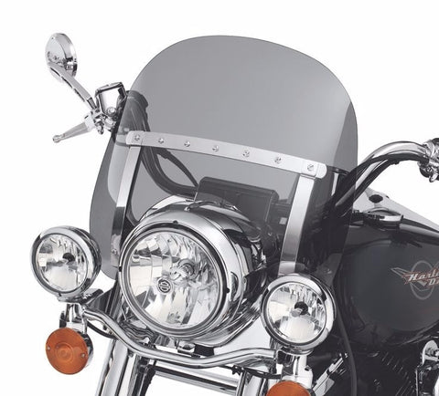 "Road King 11"" Detachable Wind Deflector"
