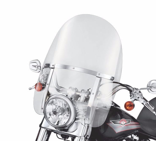 Detachable King-Size Windshield for FL Softail® Models