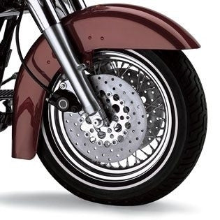 FL Touring Clean Front Fender