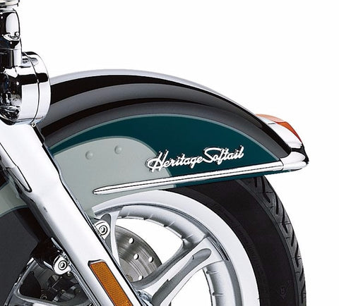Chrome Front Fender Trim Kit