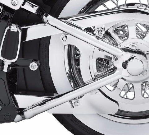 Chrome Lower Belt Guard