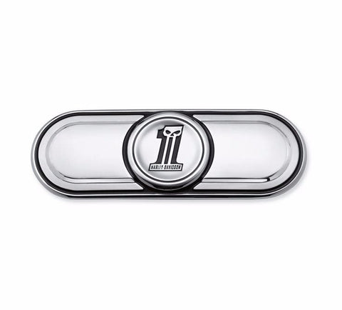 Number One Skull Collection Transmission End Cover Trim