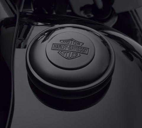 Bar & Shield Logo Self-Locking Fuel Cap