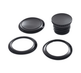 Flush-Mount Fuel Cap and Left Side Tank Cap Kit