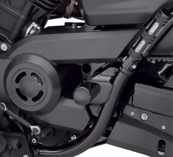 Swingarm Pivot Bolt Covers - Gloss Black