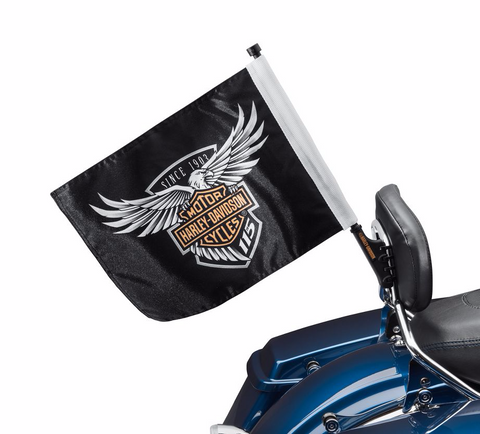 115th Anniversary Flag Kit - Sissy Bar