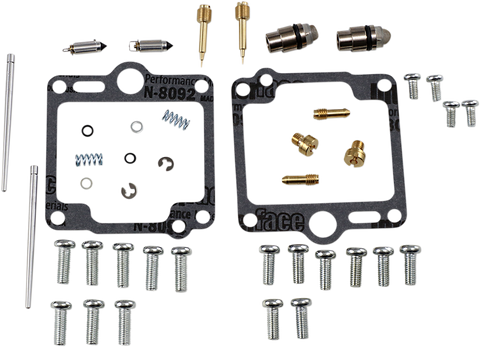 Parts Unlimited Carburetor Kit Yamaha XV750 Virago