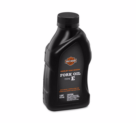 H-D Type E Fork Oil