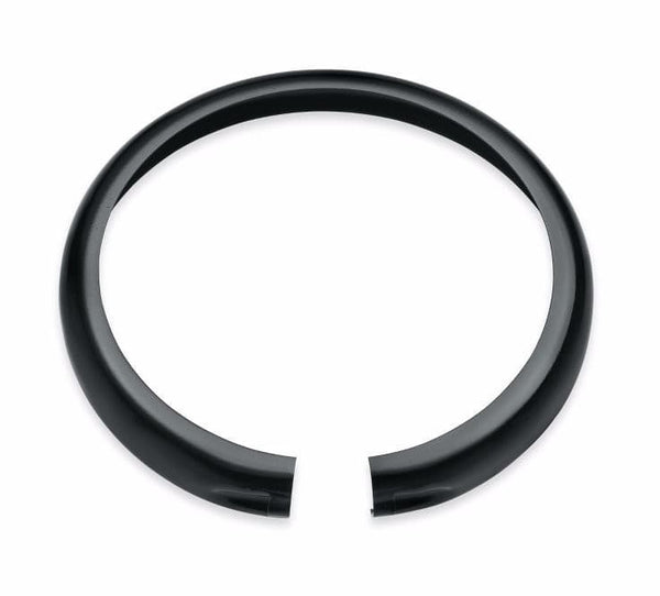 "Headlamp Trim Ring - Gloss Black 5-3/4"" Headlamp"