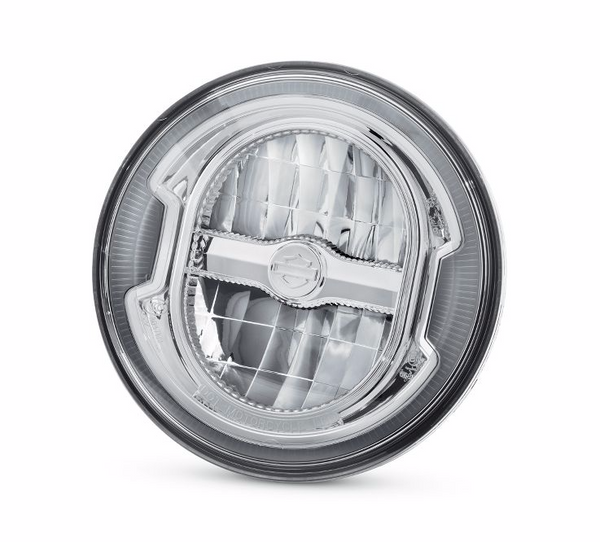 5 3 4 In Daymaker Signature Reflector Led Headlamp Chrome