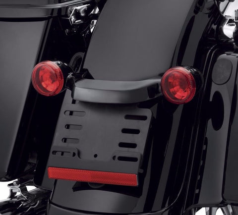 Bullet Rear Light Bar - Gloss Black Domestic