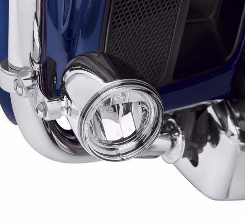 Daymaker Reflector LED Fog Lamps Chrome Housing