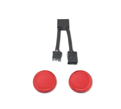 Auxiliary Brake Light/Running Light/Turn Signal Conversion Kit