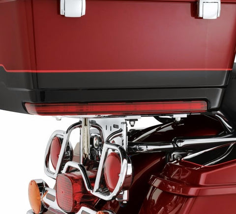 Air Wing Saddlebag Lid Rail LED Light Kit Red