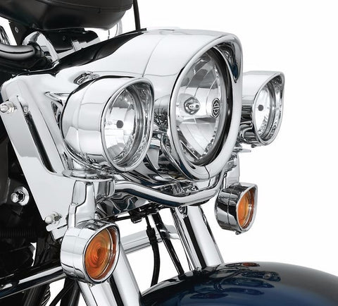 Electra Glo LED Saddlebag Run/Brake/Turn Lamp - Smoked Lens