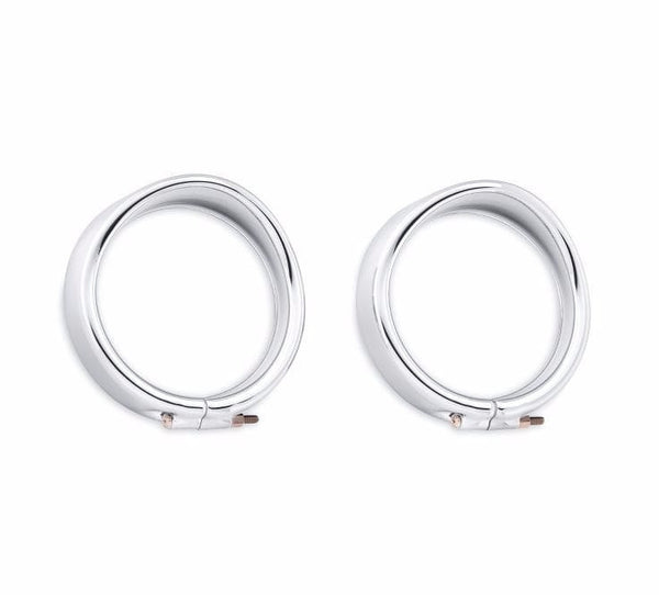 Visor Style Trim Ring Collection Turn Signal