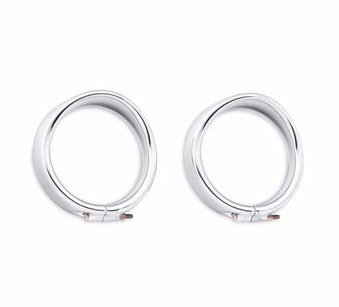 Visor Style Trim Ring Collection - Turn Signal