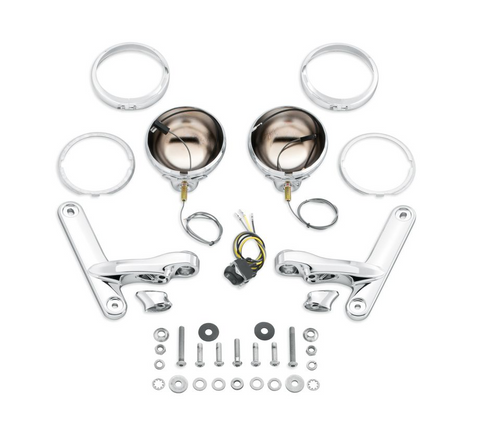 Custom Auxiliary Lighting Bracket Kit